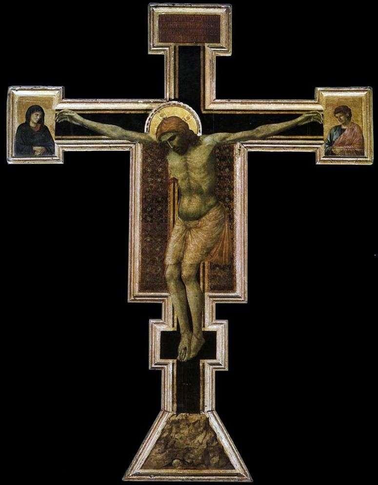 распятие христа джотто картинки это только потому